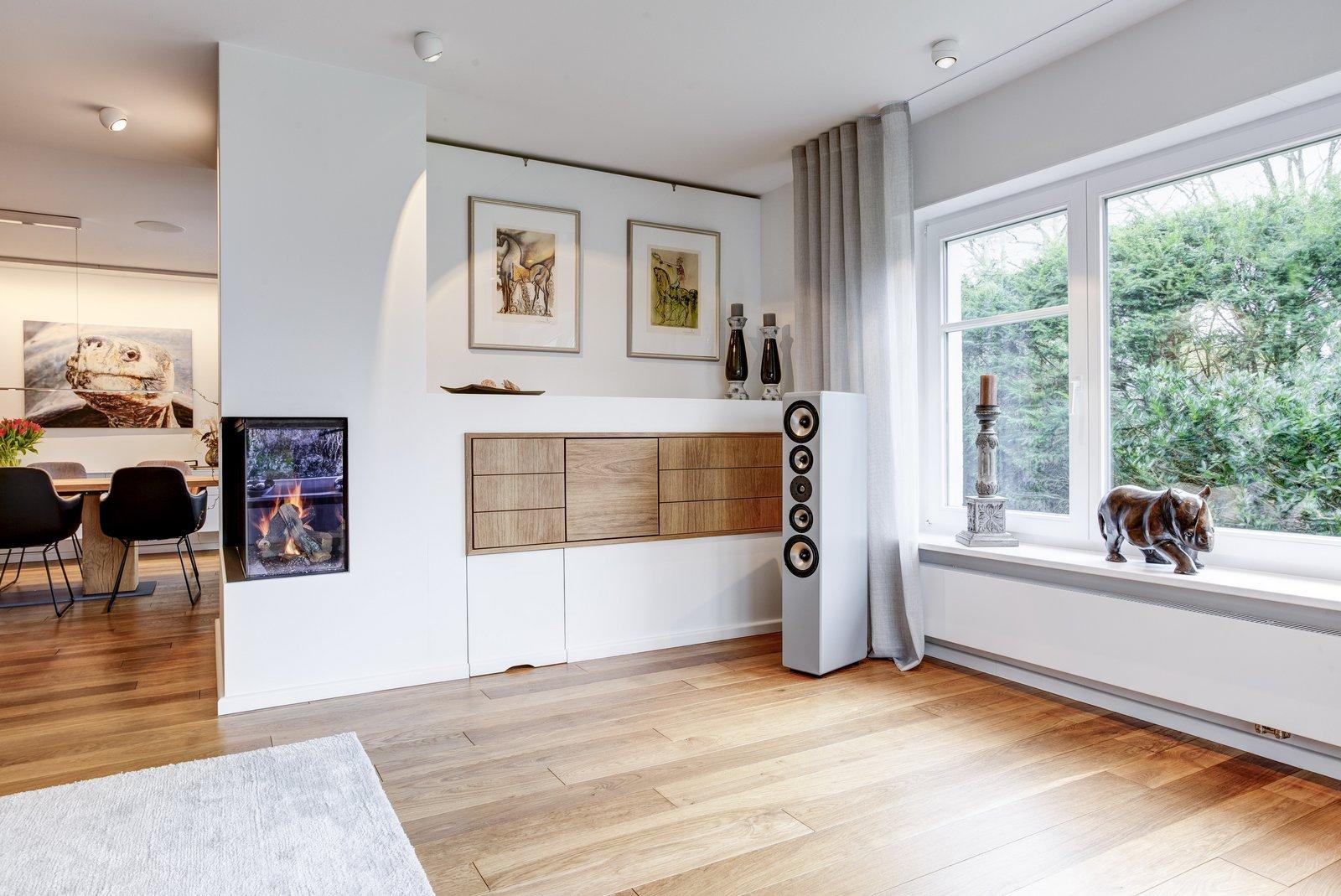 Umbau Wohnhaus mit offener Küche - EMBERT Innenarchitektur