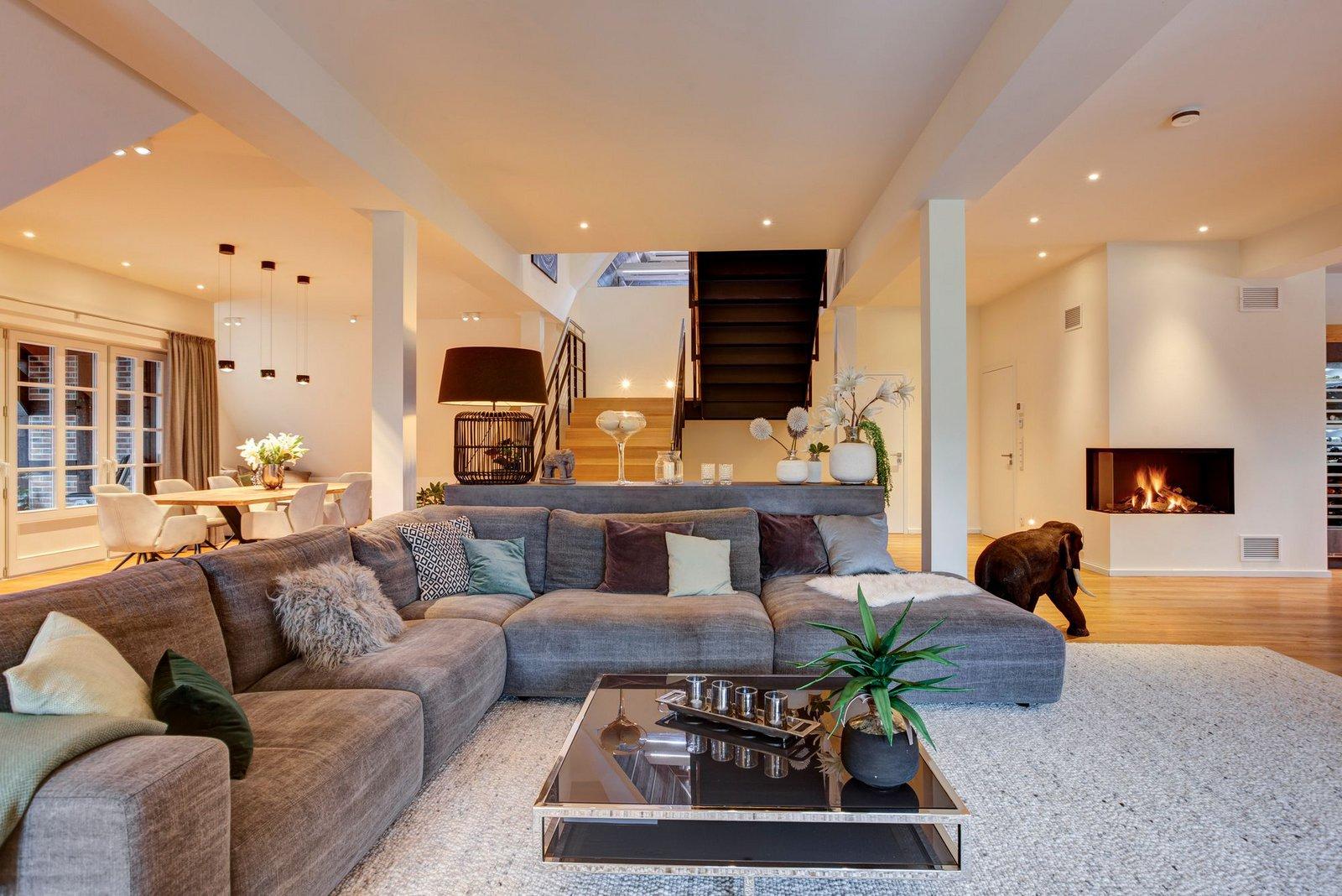 Ausbau Dachgeschosswohnung in Fachwerkhaus - EMBERT Innenarchitektur