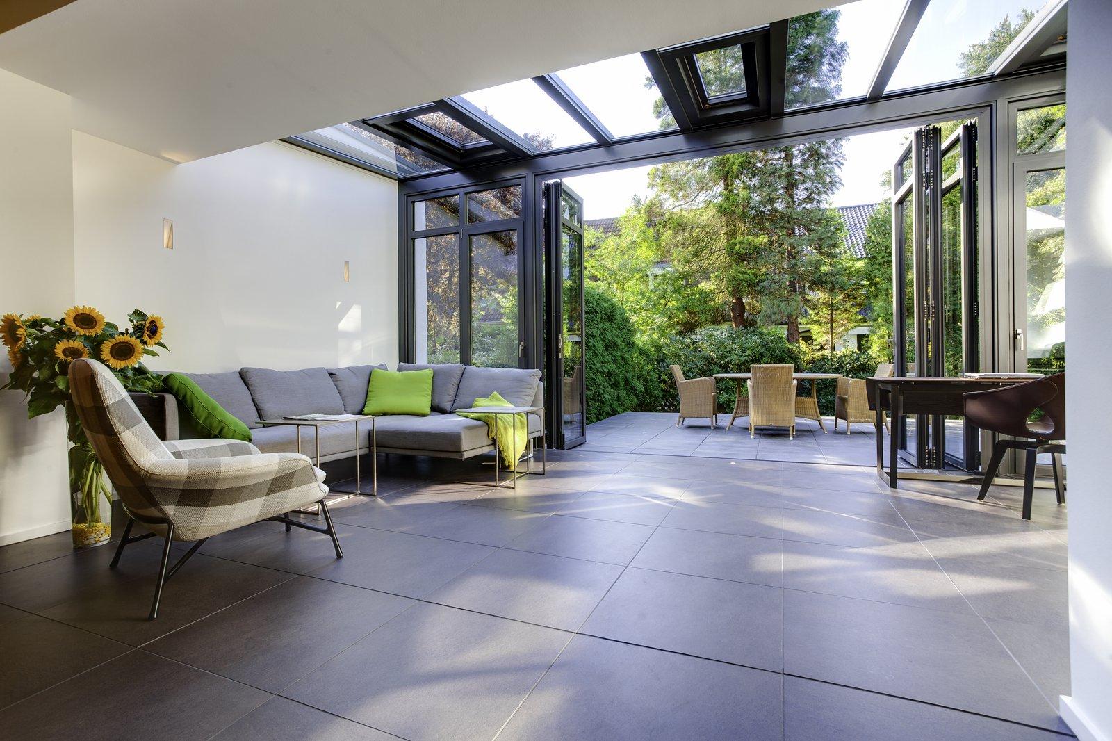 Fußboden Im Wintergarten ~ Wintergarten und modernisierug eines 60ger jahre hauses embert