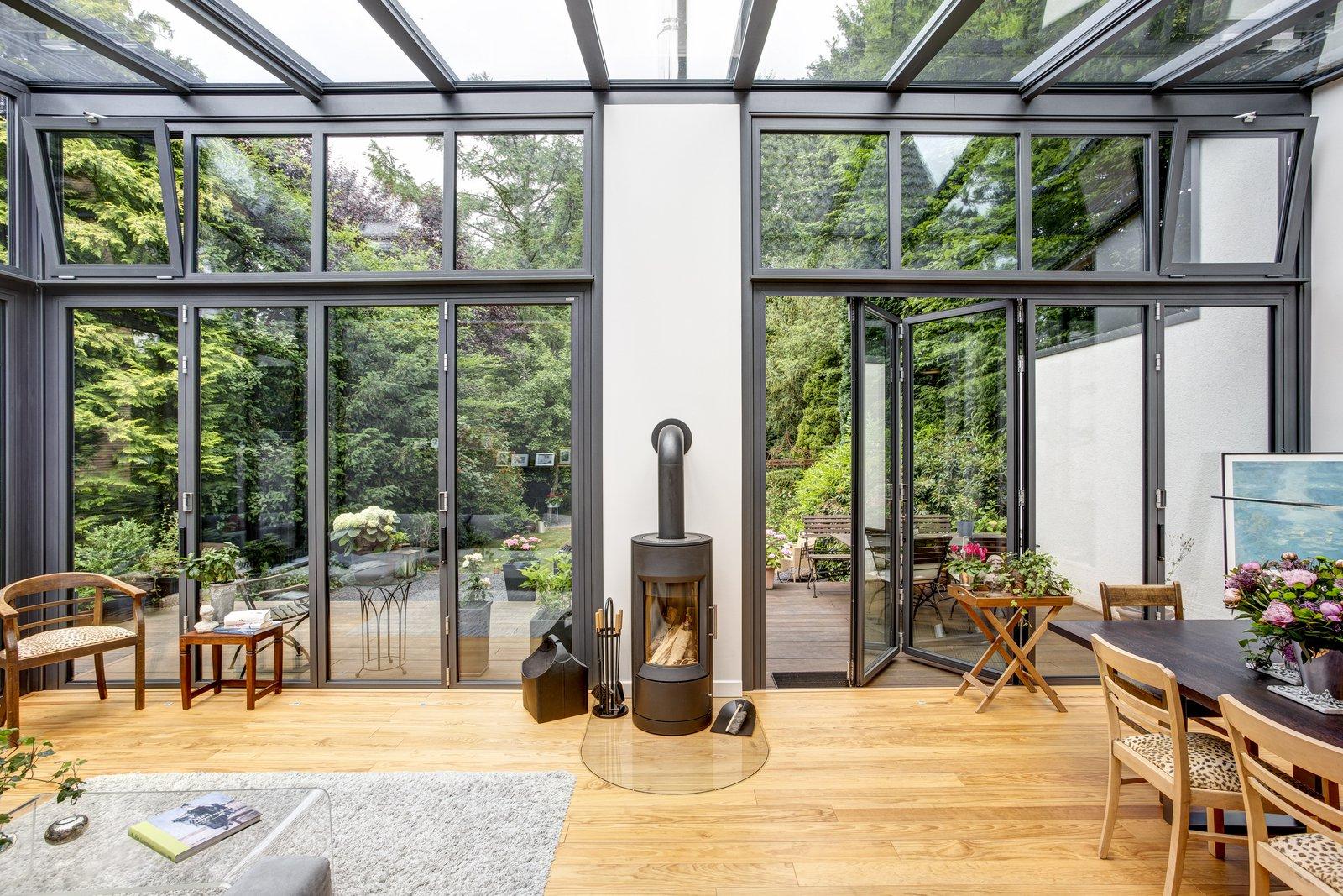 wintergarten und bad f r ein backsteinhaus embert innenarchitektur. Black Bedroom Furniture Sets. Home Design Ideas
